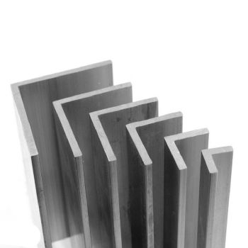 Bright Mild Steel Equal Angle